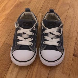 Toddler boy all star sneakers